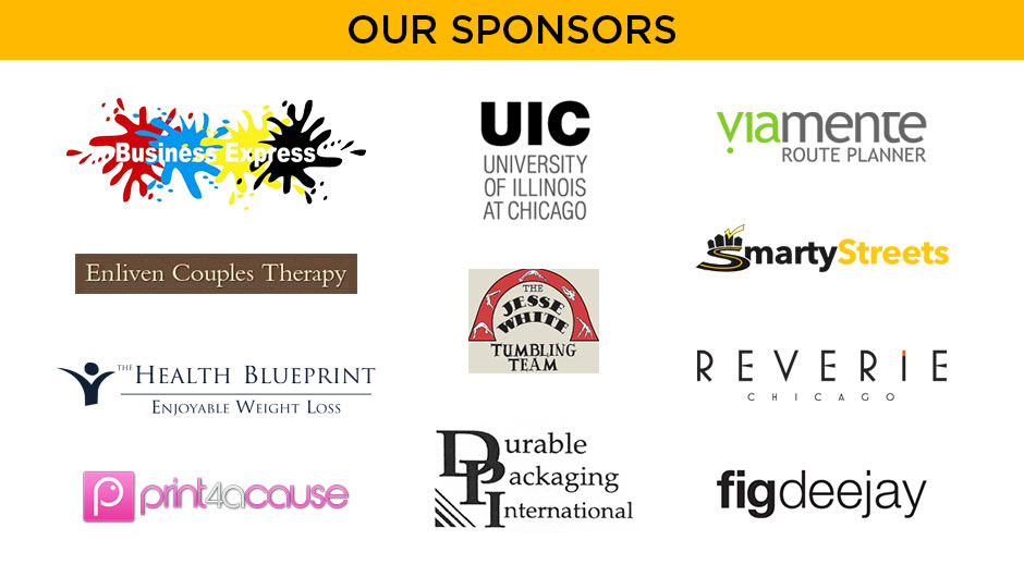 Chicago Basket Brigade Sponsors